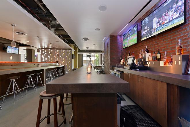 克里夫兰盖特酒店 - 克利夫兰 - 酒吧