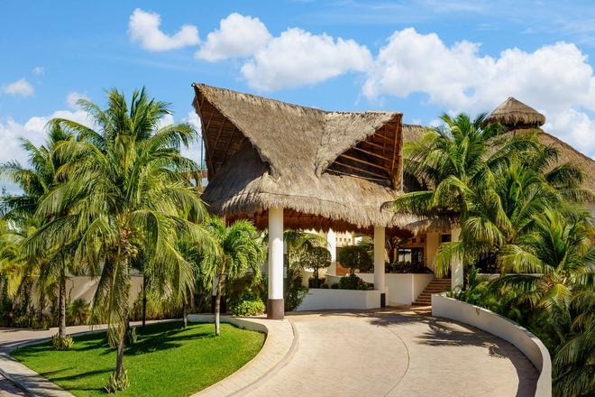 礁椰树海滩度假村 - 卡门海滩 - 建筑