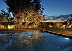 博德鲁姆华美达度假酒店 - 博德鲁姆 - 游泳池