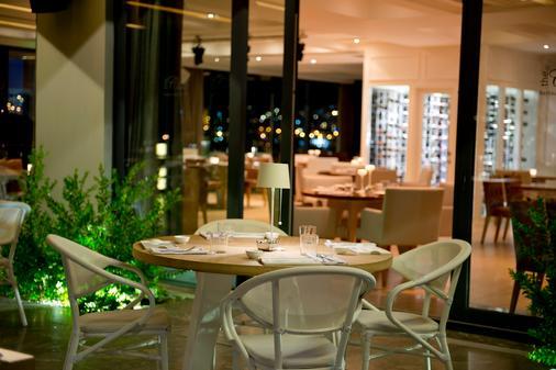 博德鲁姆华美达度假酒店 - 博德鲁姆 - 餐馆