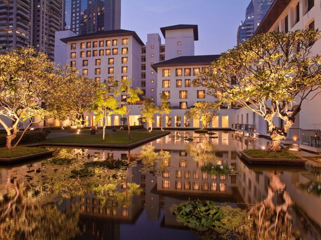 曼谷素可泰酒店 - 曼谷 - 建筑