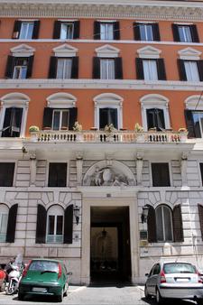 塞勒酒店 - 罗马 - 建筑