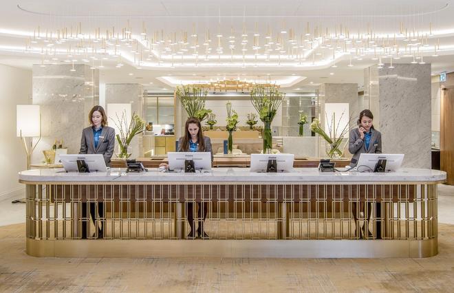 兰开斯特伦敦酒店 - 伦敦 - 柜台