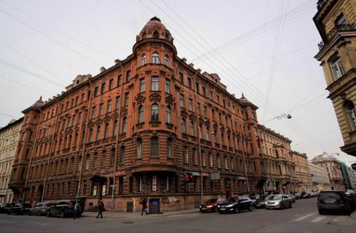 多姆库莫维查酒店 - 圣彼德堡 - 户外景观