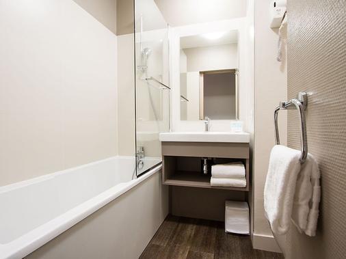 欧洲里尔酒店 - 里尔 - 浴室