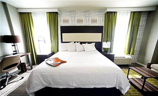 华盛顿区海军船厂恒庭套房酒店 - 华盛顿 - 睡房