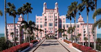 唐塞萨尔酒店 - Saint Pete Beach - 建筑