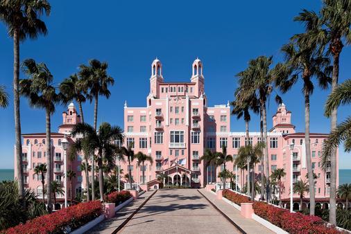 唐塞萨尔酒店 - 圣彼得海滩 - 建筑