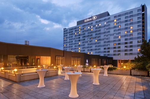 杜塞尔多夫希尔顿酒店 - 杜塞尔多夫 - 建筑