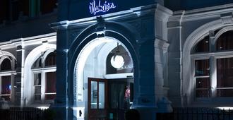 伦敦马尔马逊酒店 - 伦敦 - 建筑