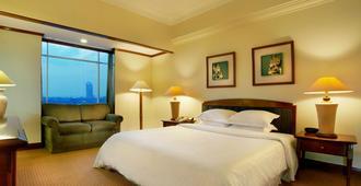 媒體飯店 - 雅加达 - 睡房
