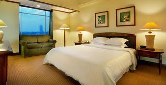 媒体酒店 - 雅加达 - 睡房