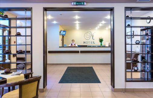 圣彼得堡M酒店 - 圣彼德堡 - 柜台