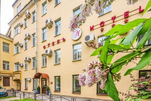 圣彼得堡M酒店 - 圣彼德堡 - 建筑