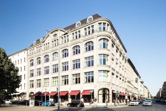 奥拉尼亚.柏林酒店 - 柏林 - 建筑