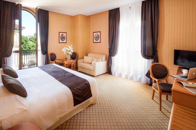 康科德酒店 - 都灵 - 睡房