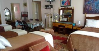 Elior Guest House - 布隆方丹 - 睡房