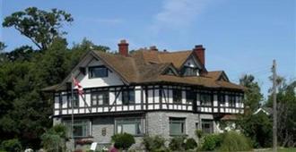 Dashwood Manor Seaside Bed & Breakfast - Victoria - 建筑