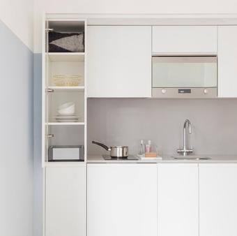 莱蒙洛克公寓式酒店 - 伦敦 - 厨房
