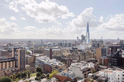 莱蒙洛克公寓式酒店 - 伦敦 - 阳台