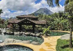 天堂山酒店 - 福图纳 - 游泳池