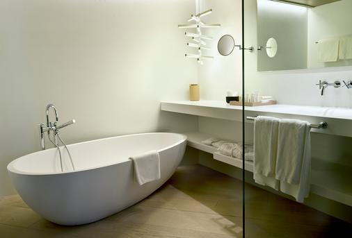 巴塞隆纳美世酒店 - 巴塞罗那 - 浴室