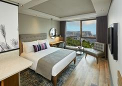 太阳广场开普敦市波尔酒店 - 开普敦 - 睡房