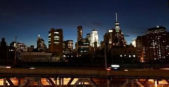 纽约市长酒店 - 纽约 - 户外景观