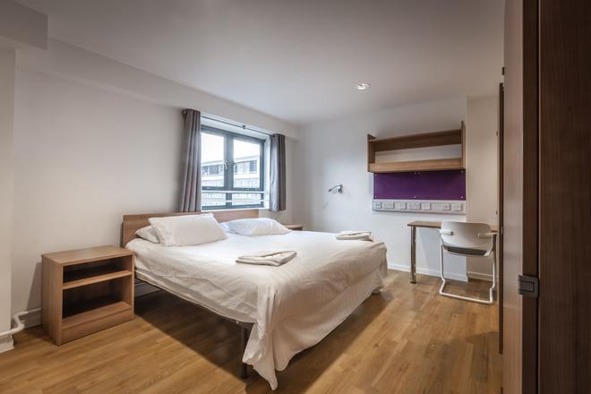Les哈尔浩邦酒店 - 伦敦 - 睡房