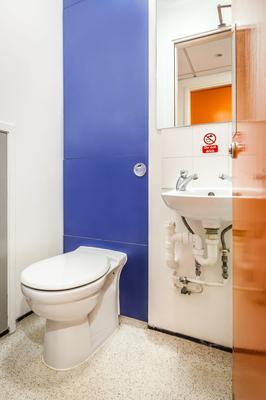 Les哈尔浩邦酒店 - 伦敦 - 浴室