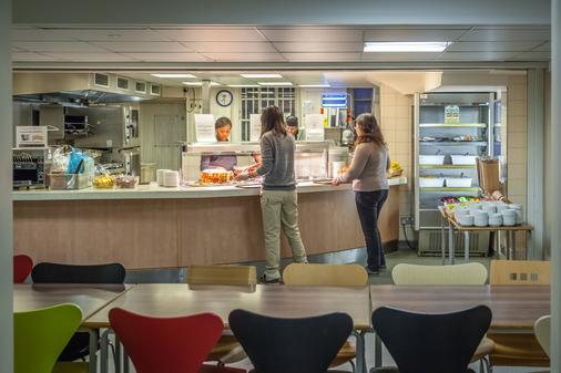 Lse帕斯菲尔德大厦酒店 - 伦敦 - 餐厅