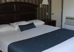 阿纳海姆梅因盖特汽车旅馆 - 安纳海姆 - 睡房