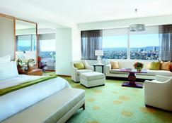 洛杉矶丽思卡尔顿酒店 - 洛杉矶 - 睡房