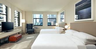 芝加哥凯悦酒店 - 芝加哥 - 睡房