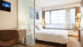 日内瓦斯塔林酒店 - 日内瓦 - 睡房