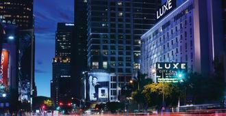 豪华市中心酒店 - 洛杉矶 - 建筑