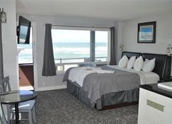 海滨庄园酒店 - 林肯市 - 睡房