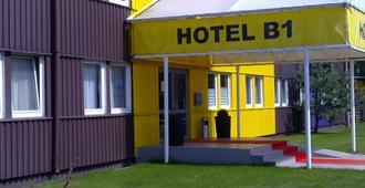 B1酒店 - 柏林 - 建筑