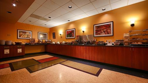 贝斯特韦斯特普勒斯行政旅馆 - 西雅图 - 食物