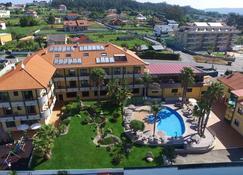 大西洋度假公寓式酒店 - 桑亨霍 - 建筑