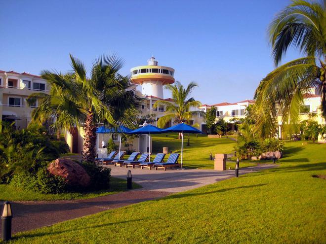 马萨特兰岛住宅俱乐部酒店 - 马萨特兰 - 建筑
