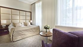 布拉格大卫王酒店 - 布拉格 - 睡房