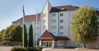 诺沃特宝纳酒店 - 博恩 - 建筑