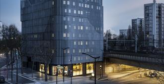 巴黎凡尔赛门展览中心诺富特全套房酒店 - 巴黎 - 建筑