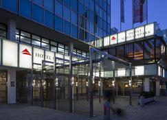 奥地利潮流酒店-林茨席勒公园 - 林茨 - 建筑