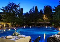 贾尼科洛大酒店 - 罗马 - 游泳池