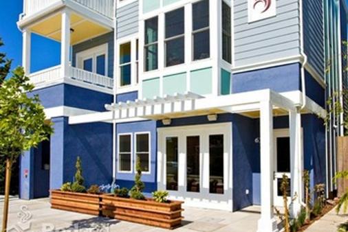 太平洋之蓝旅馆 - 圣克鲁兹 - 建筑