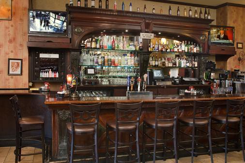 煤气灯会议中心温德姆华美达酒店 - 圣地亚哥 - 酒吧