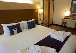 曼切斯特阿罗拉酒店 - 曼彻斯特 - 睡房