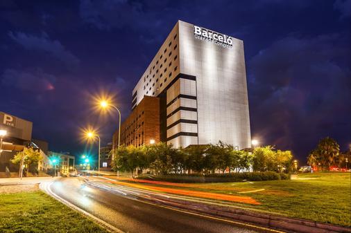 格拉纳达巴塞罗国会酒店 - 格拉纳达 - 建筑